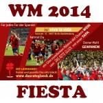"WM FIESTA: 1 Tor SP = 1 Ribera del Duero Wein mit Tapa bei ""Viva la Vida"" verlost"